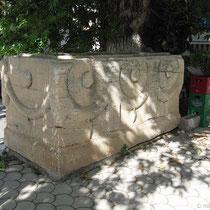 Antiker Sarkophag