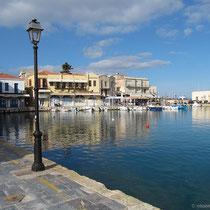 .. am venezianischen Hafen