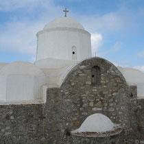 Die Kirche des Profitis Ilias
