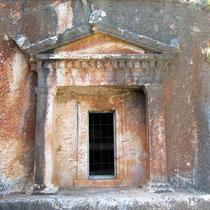 Das lykische Grab