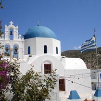 Kirche Agios Timios Stavros