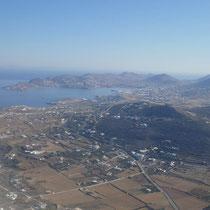 Die Bucht von Parikia