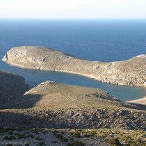 Bucht von Sykati