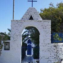 Das Tor ....