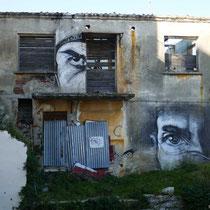 Interessante Graffiti