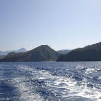 Karpathos: Die Küste entlang
