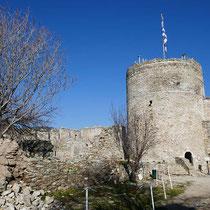 Der Turm von der anderen Seite