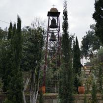 ... mit Glockenturm