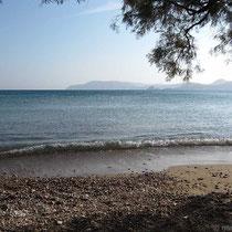 Aliki-Strand