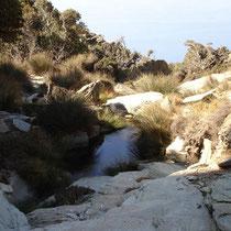 Andros: Wasserlauf