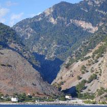 Kreta: Die Samaria-Schlucht