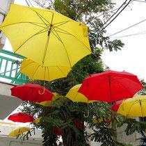 Sonnen-, Regen- oder Rettungsschirme?