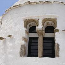 Apsis von Agios Ioannis Theologos