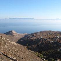 Der Hügel von Kastri
