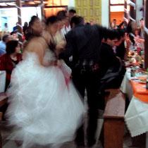 Auch für die Braut