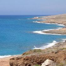 Kasos: Blick nach Agios Konstantinos