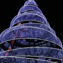 Großer Christbaum