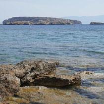 Die Insel Viokastro
