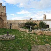 Im früheren Kloster