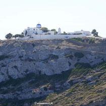 .. liegt Kloster Panagia Kastriani