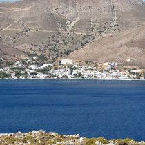 Blick von Agios Stefanos nahc Livadia