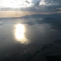 Blick auf den Ambrakischen Golf