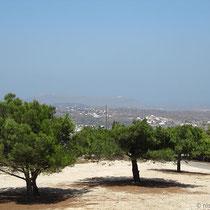 Blick von Agia Elesa nach Norsosten