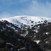 Sind die weißen Berge nicht in Westkreta?