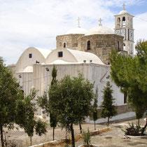 Milos: Panagia Portiani in Zefiria