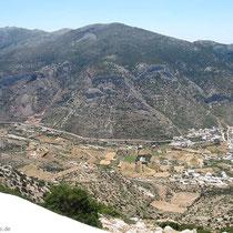 Das Tal von Kamares