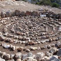Kreta: Loutro: Mysteriöser Steinkreis - Außerirdische?
