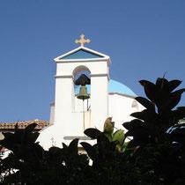 Andros: Kapelle in der Altstadt