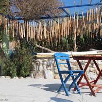 Taverne am Strand