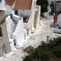 Andros: Unvermeidliche Stufen