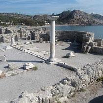 Die Basilika Agios Stefanos