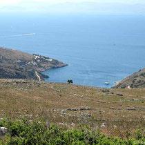 Die Bucht von Mandraki