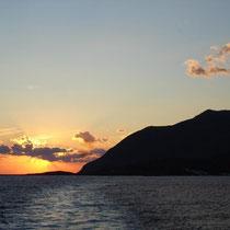 Kreta: Sonnenuntergang