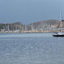 Leros, die Marina von Lakki