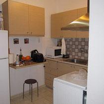 Küche im 1. Stock