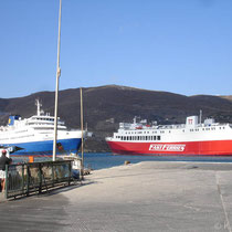 Superferry und Theologos