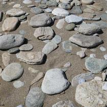 ... und große Steine