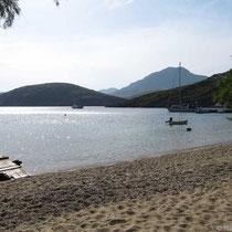 Der Strand von Kambi
