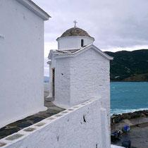 Nebenkapelle...