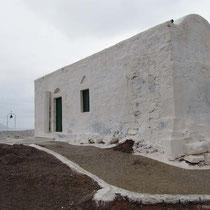 Kapelle des kleinen Profitis Ilias