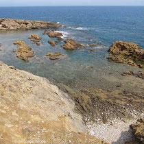 Küste bei Palamaria