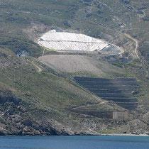 Wasserspeicher? Auf Syros