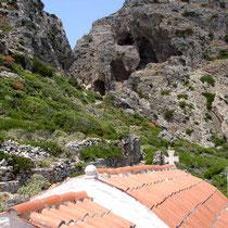 Saria: In den Felsen hingen 62 Glocken...