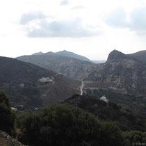 Der Kegel von Agios Ioannis
