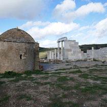 Kapelle und Tempel