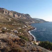 Küste mit Armeos und Massouri